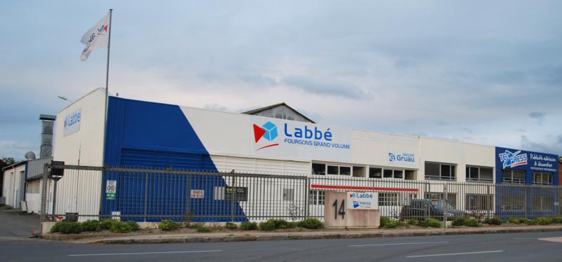 bâtiment société labbé